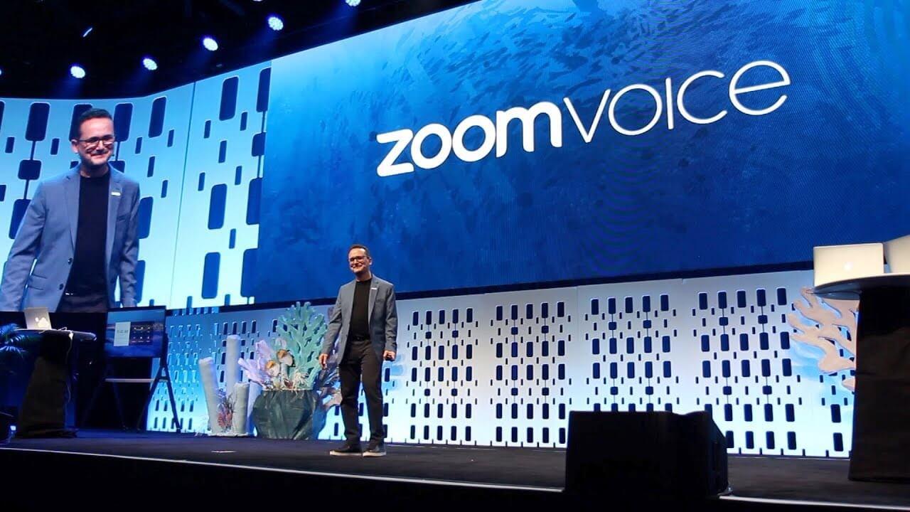 Zoom Voice