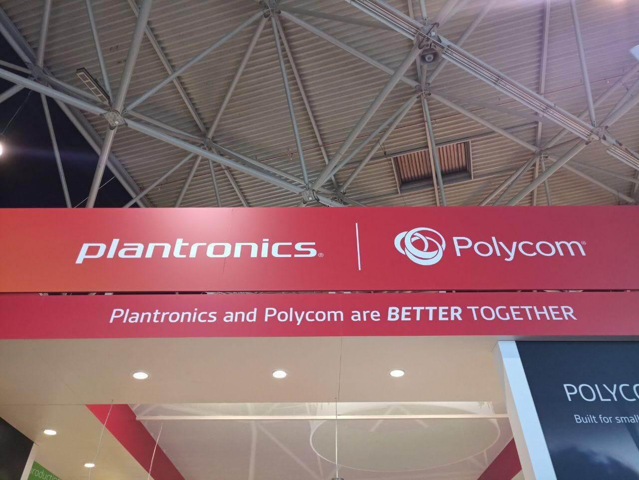 Plantronics+Polycom