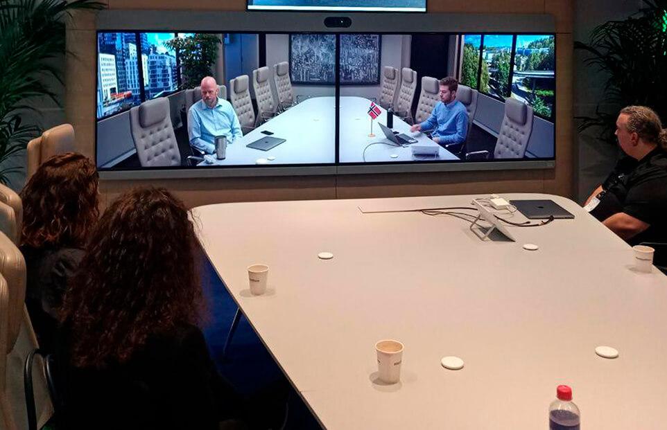 Cisco Webex Room Panorama