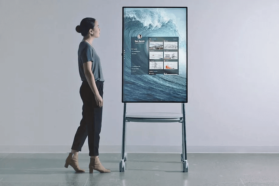 Отмена Microsoft Surface Hub 2X