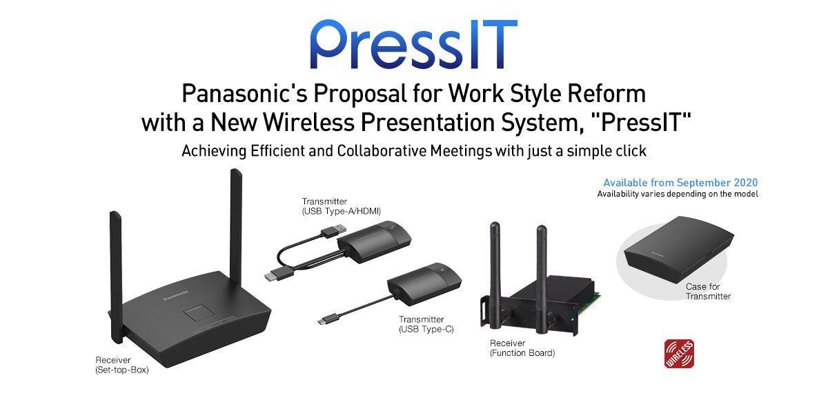 Panasonic PressIT